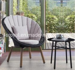 중국 가정 가구 정원 가구 호텔 가구 등나무 여가 소파 의자는 안뜰 가구를 위해 놓았다