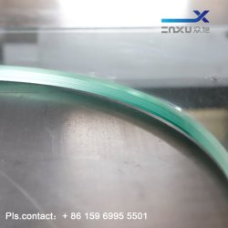 Zxm-BY1 Semi-automatisch glas onregelmatige machinemachines met polijstwerk