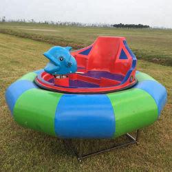 Kids Brinquedos de água infláveis barco-choques eléctricos Aqua Boat para Estacionamento