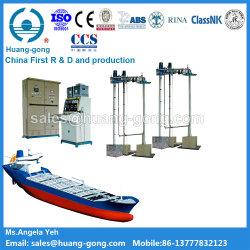 オイルまたは化学薬品のタンカーのための電動機の運転された浸水許容ポンプ