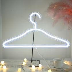 핫 세일 LED Hanger Neon 조명 장식 스타일 홈 장식 네온 조명 인 스타일 LED 홀리데이 조명 품질 LED 장식 램프