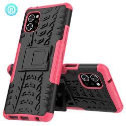 LG Q92のための卸し売り競争価格の携帯電話の箱カバー