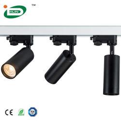 Профессиональный светодиодный помещении ССБ потолочный спот контакт лампа GU10 установлено на поверхности