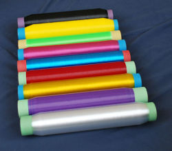 Fils de filaments de polyester Mono, Monofilament de nylon filés, fils de monofilament de PP