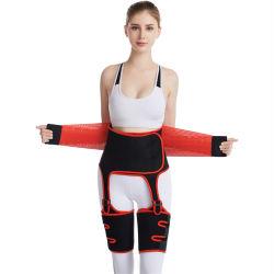 La mujer de látex Fitness Corset de cintura cinturón elástico de alta calidad formador Shapewear