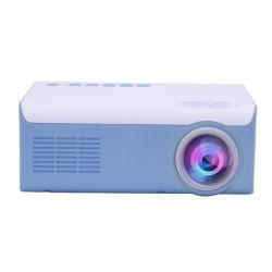 Cadeau de vacances téléviseur LED Smart Video Mini projecteur de poche USB