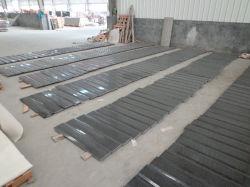 Het goedkope Opgepoetste Gevlamde Graniet van de Parel van de Tegels van Plakken Zwarte voor het Binnen Openlucht Behandelen van de Muur van de Vloer/Bekleding/het Bedekken
