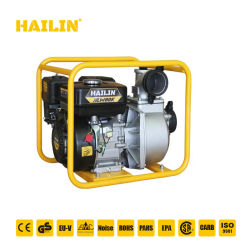 pompa di benzina centrifuga della pompa delle acque pulite del motore di benzina 7HP di 2inch 50mm