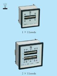 Reed Type Compteur de Fréquence Hz