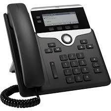 CISCOの新しい7800のシリーズ無線マルチ充電器IP VolPの電話CP-7821-K9