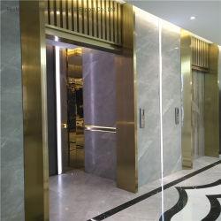 Настраиваемые дверной рамы Gold / Роуз Gold/ черный корпус из нержавеющей стали стеклянные двери или раме элеватора соломы