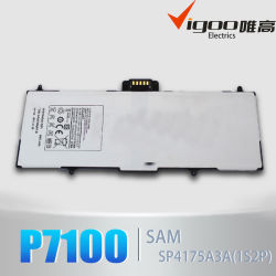 6860mAh Batterie de remplacement d'origine New Original pour Samsung Galaxy Tab batterie P7100 10,1 pouces