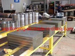 Le forgeage à chaud 42CrMo bloc en acier forgé