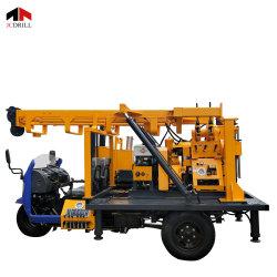 Jxy400T 400м глубины легко управлять водяных скважин машины