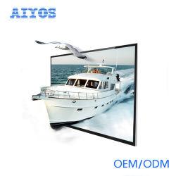 Tenture murale TFT LCD HD 24 pouces 1920*1080 Cadre photo numérique pour l'affichage de publicité