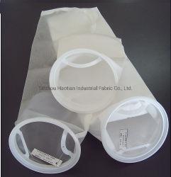ポリエステル材料が付いている網のフィルター・バッグ