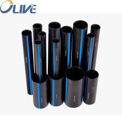 O diâmetro grande PE tubos pontão de água salgada
