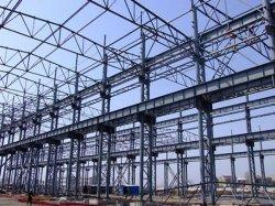 Stahlgebäude für Mauritius mit rostfestem Eigentum-Aussehen (SSB-001)
