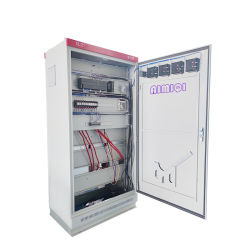 O Gabinete elétrico de alumínio Fabricação profissional Solução de Distribuição de Energia