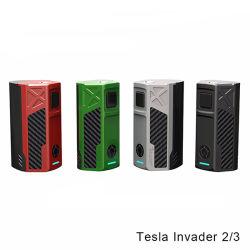 Nieuw Vape Mod. van Tesla Tesla 2/3 Tesla Invaller 2/3 de Super Elektronische Sigaret van de Damp