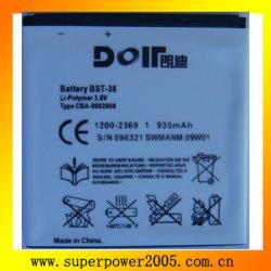 Handy-/Handy-Batterie für Sony Ericsson (BST-38)