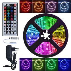 striscia flessibile degli indicatori luminosi del nastro 10m LED di RGB 5m del nastro di 5m 10m RGB 5050 SMD 2835
