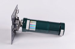 Novo DC24V 200kg sem escovas elétricas Velocidade do Obturador do Rolete Porta Motor Tubular