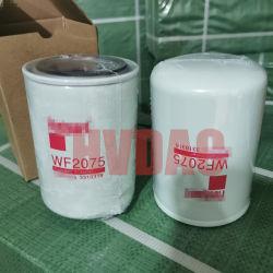 Las piezas del motor Filtro de agua de Fleetguard WF2075 con una buena calidad