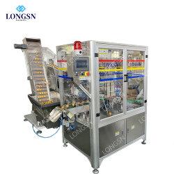 بلاستيكيّة معدن غطاء بطانة حشو آلة يغطّي [سلينغ] آلة أنابيب يدخل اجتماع آلة