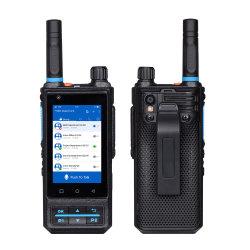 شاشة لمس قوية مقاومة للماء للهاتف الذكي بنظام Android POC ذات اتجاهين هاتف محمول ووكي توكي إنريكو S200 للشرطة