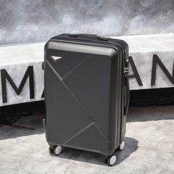 ABS de Bagage van de Zak van de Reis van het Karretje plaatste de Zak & de Gevallen van de Koffer van 4 Stuk
