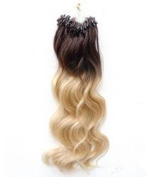 Контур добавочного номера волос Micro кольцо удлинитель волос волос человека