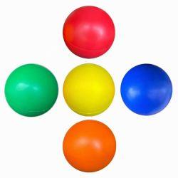 手首の練習のマッサージ球のおもちゃ PU の泡の圧力球のジュースの人 子供と大人のためのもの