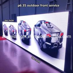 صُنع في الصين شاشة LED خارجية لخدمة المنتج الساخن HOT Front Service علامة للإعلان 4X8FT 3X7FT