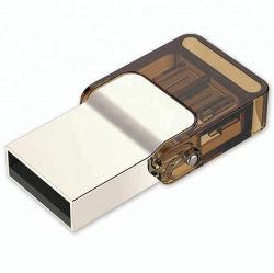 دعم الهاتف المحمول الدوار، المنفذ الصغير، محرك فلاش OTG USB 16 جيجا بايت