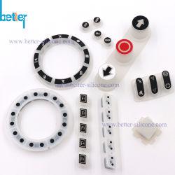 Custom токопроводящие силиконового герметика Механические узлы и агрегаты резиновые Колпачки для клавиш клавиатуры или клавиатуры