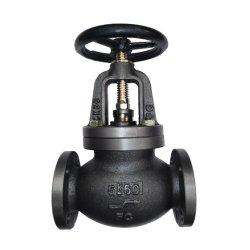 JIS 10K de ferro fundido flangeado de Aço Inoxidável válvula globo Válvula de Corte da Válvula de Esfera de 3 vias da Válvula de Retenção da Válvula de Controle Hidráulico