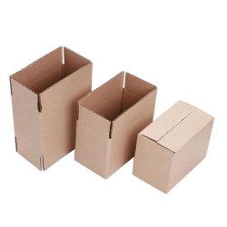 Kraft двойные стенки из гофрированного картона картонная коробка доставки
