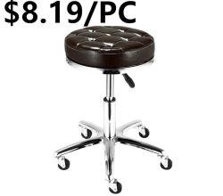 Diseño caliente rotación ajustable de metal Mayorista de equipo de interior silla Bar