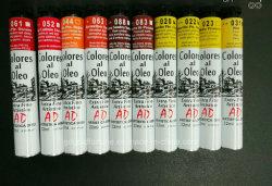 Personnaliser la couleur du tube de peinture contenant 99,7 % de l'aluminium pur