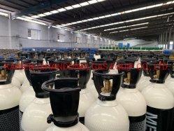 99.9%-99.999% Reiner Nachfüllungs-Helium-Gas-Zylinder-Preis-Helium-Gas-Ballon