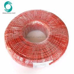 Câble solaire 2,5 mm de câble PV DC2 4mm2 6mm2 10mm2 Câble de chaleur panneau solaire photovoltaïque PV1f Câble Câble d'alimentation CC