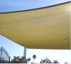 Venda por grosso de sombra de vela Sun Beach Piscina