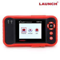 Lanzamiento Crp 129 Lector de código de OBD2 Auto Herramientas Escáner Scanner OBDII