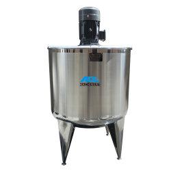 Sabão líquido máquina de fazer depósito de mistura de equipamento