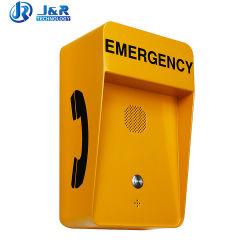 Schnurloses Sip-Notruftelefon Mit Straßenrand für Raue Umgebungen