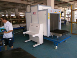 Scanner bij-100100 van de Bagage van de Apparatuur van de Inspectie van de Veiligheid van de Lading van de Röntgenstraal van de Producten van de veiligheid