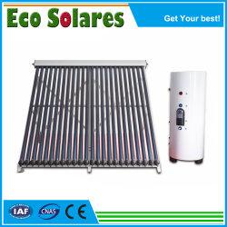 Faible coût le moins cher de haute qualité RoHS Keymark Ce, acier inoxydable, pression de réservoir d'eau non galvanisé Support chauffe-eau solaire pièces de rechange des tubes à vide