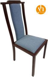 Klassisches hölzernes Entwurfs-Gewebe, welches das Stuhl kundenspezifische antike Metall speist Stuhl speist