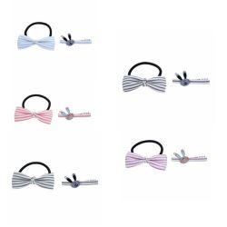 Mode Accessoires de cheveux mignon Bowknot de couper les cheveux des bandes de lapin